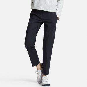 Uniqlo Black Pull-Ups Pants